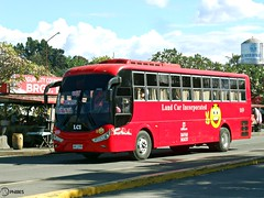 Land Car Inc. 169 (Monkey D. Luffy 2) Tags: road city bus public del photography photo coach nikon philippines transport s vehicles e transportation coolpix daewoo vehicle society davao coaches norte aspire philippine enthusiasts tagum philbes