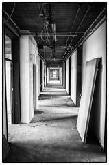 abandoned office (TorstenHein) Tags: office gang bro darmstadt hein perspektive umbau renovierung rohbau fluchtpunkt ricohgrii