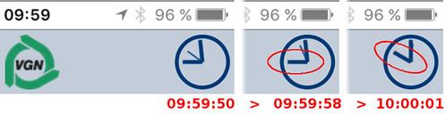 """Wenn Programmierer an einer Analoguhr scheitern... • <a style=""""font-size:0.8em;"""" href=""""http://www.flickr.com/photos/77921292@N07/26139393995/"""" target=""""_blank"""">View on Flickr</a>"""