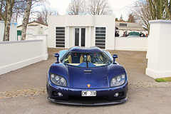 CCX. (Florian Joly Photography) Tags: blue hot sexy cars girl wow photography amazing meeting member florian 74 1000 goodwood supercars bhp 2016 ccx 74th joly koenigesegg