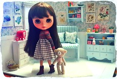 Polly at home