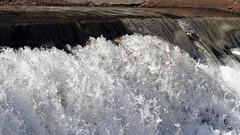P1190791 (Rimager) Tags: water river waterfall dam fallingwater