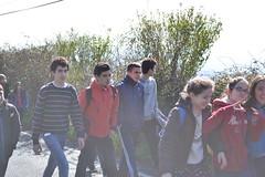 IGERIKETAKOAK DONOSTIATIK ORIORA IGELDOTIK (CD Fortuna KE) Tags: team montaa caminata fortuna donostia mendia ambiente equipo orio taldea ibilaldia igeldo txangoa