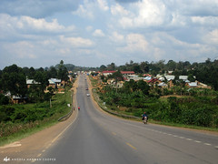 Road to the Equator (andreahannahcooper) Tags: africa holiday travelling exploring working tourist adventure journey uganda volunteer equator