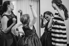 alex seinet-4 (Alex Seinet) Tags: wedding girls party white black kids children dancing candid documentary essex
