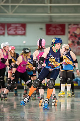 CNYRD_Wonder_Brawlers_vs_South_Shire_Battle_Cats_12_20160402 (Hispanic Attack) Tags: rollerderby battlecats srd cnyrd centralnewyorkrollerderby southshirerollerderby