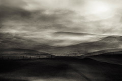 * (sedregh (on/off)) Tags: abstract me landscape multipleexposure landschaft icm abstrakt intentionalcameramovement