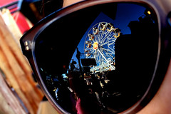"""Panoramica...."" Modena_2016 (TeoMat A.) Tags: glasses reflex panoramica lunapark modena matteo decisivemoment occhiali iphone riflesso blusky ruotapanoramica cieloazzurro takenwithiphone scattataconiphone ansaloni iphone6s reflextino matteoansaloni"