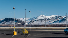 One last thing. ( www.ethanleephoto.com) Tags: park travel holiday mountains car wheel iceland nikon parkinglot europe streetlamp parking shoppingcart snap daily supermarket bonus cart nikkor vr icelandic d4 2470mm f28e