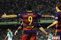 Betis - Barcelona 104 (VAVEL Espaa (www.vavel.com)) Tags: fotos bara rbb fcb betis 2016 messi fotogaleria vavel futbolclubbarcelona primeradivision realbetisbalompie ligabbva luissuarez betisvavel barcelonavavel fotosvavel juanignaciolechuga