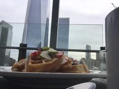New York City - Saturday morning (buzmurdockgeotag) Tags: worldtradecenter freedomtower oneworldtradecenter