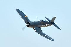 DSC_0376 (Eleu Tabares) Tags: california airplane military wwii lancaster usnavy warplane f4u1corsair aircraaft