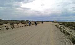 Sendero Retamar - Cabo de Gata. (Vivir en Costacabana) Tags: playa paseo sendero ermita martimo retamar torren torregarca
