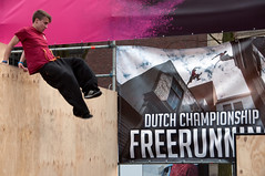 2016_April_freerun1-1684 (jonhaywooduk) Tags: urban sports netherlands amsterdam jump kick air spin platform teenagers free twist running runners athletes flick mid parkour
