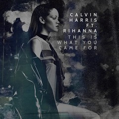 Calvin Harris ft. Rihanna - This Is What You Came For (Stan Brooks Designs) Tags: blue blackandwhite white black colour green artwork calvin cover single harris puma rihanna singlecover singleartwork calvinharris thisiswhatyoucamefor