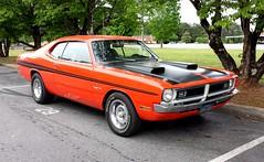 Dodge Demon (Dave* Seven One) Tags: classic vintage 1971 demon dodge mopar 1970s v8 340 americanmuscle dodgedemon 340v8