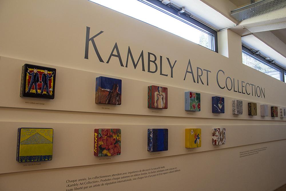 Kambly - hall da fama das latas comemorativas