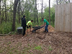 Volunteer Work Day, April 2016