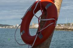 Sitges (agustiam) Tags: sea boat mar mediterranean mediterraneo sitges garraf aiguadol
