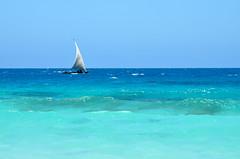 DSC_6208 Nakupenda (silviasalvi) Tags: ocean africa blue sea marina landscape tanzania island boat barca mare wind blu zanzibar vela vento oceano isola sealandscape