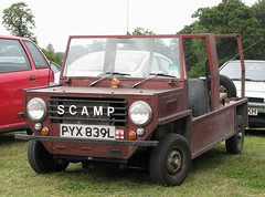 PYX 839L (Nivek.Old.Gold) Tags: robert mini mk2 1973 scamp kitcar 998cc mandry
