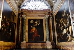 Caravaggio, Contarelli Chapel