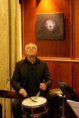 Ben Schrder 7452-6_4998 (Co Broerse) Tags: music amsterdam drums percussion jazz aac 2016 contemporarymusic composedmusic cobroerse benschrader amsterdamseacademischeclub bourgondischcombo amsterdamsjazzcaf hetamsterdamsjazzcaf