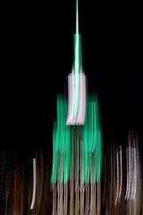 Lights of the Empire (Bob90901) Tags: newyorkcity november autumn tower night skyscraper canon evening rockefellercenter empirestatebuilding topoftherock 6d 2015 canon70200f28lll canonef70200mmf28lisiiusm