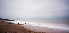 Grey Day at the Beach (32) (Malcolm Bull) Tags: beach groyne channel include shoreham stopper widewater 20160213widewater0032edited2web