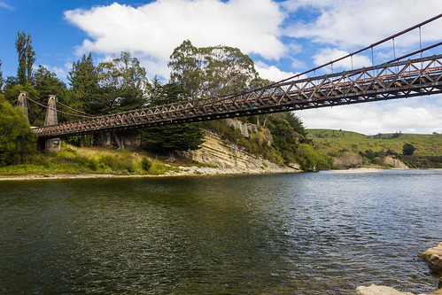 Clifden Suspension Bridge