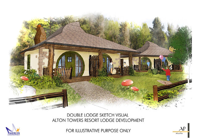 Double Lodge Concept