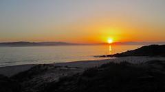 Sunset (gjaviergutierrezb) Tags: sunset beach vigo playas cies islascíes