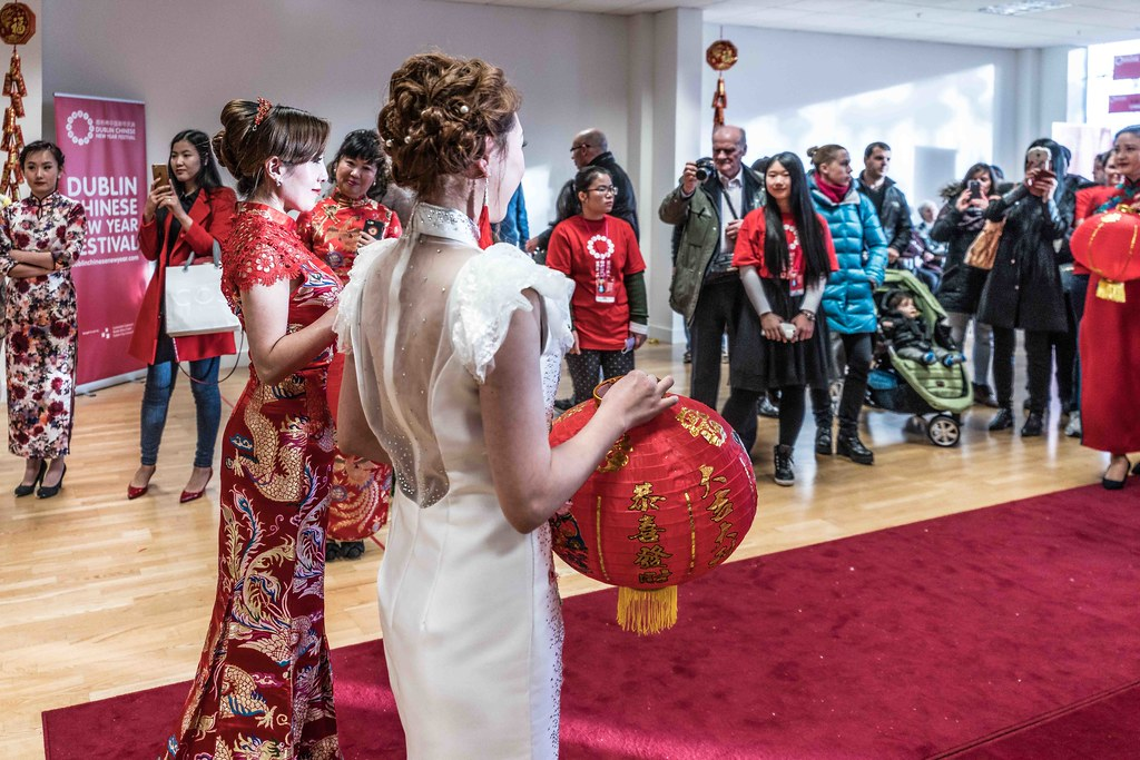 CHINESE COMMUNITY IN DUBLIN CELEBRATING THE LUNAR NEW YEAR 2016 [YEAR OF THE MONKEY]-111619