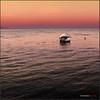 sunset with boat (bit ramone) Tags: sunset sea italy beach atardecer boat mar barca italia playa sicily sicilia portoempedocle bitramone meditérraneo coth5