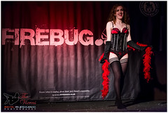 Leicester Vixens Present : Risqu Roulette (Digital-Mechanic.com) Tags: sexy art stockings nipple leicester performance present vixens roulette burlesque firebug pasties tassels risqu