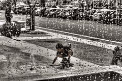 Sipario d'Acqua (Paul B0udreau) Tags: boy italy ontario canada water port italian nikon samsung niagara master layer ostia fiumicino ribbet vivaitalia photomatix tonemapping nikkor1855mm watercurtain d5100 samsungmaster paulboudreauphotography nikond5100