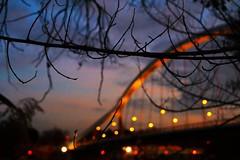 Barqueta (sheilasoriag) Tags: bridge sunset