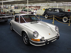 The Auto Collections (PanzerVor) Tags: auto las vegas car museum 911 automotive porsche vehicle targa linq
