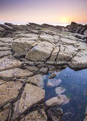 Retouch (Landscape Junkie) Tags: england seascape lines sunrise rocks shorelines unitedkingdom stones northumberland newcastleupontyne sigma1020mm leadingline leefilters nikond90 colleywellbay landscapejunkie muhamadfaisalibrahim