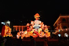 2016 Chinese New Year Decoration Macau (FILCORZ) Tags: street ma photography monkey nikon san cny lou macau monky macao 2016 sanmalo d3200