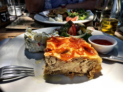 Traditional Chicken Pie (RobW_) Tags: africa chicken pie south tuesday february westerncape swellendam overberg 2016 hoenderpastei 23feb2016