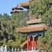 Le pavillon de thé (Colline de charbon, Beijing)