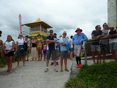 Palm Beach (Qld) SLSC - Launch of refurbished surfboat Palm Beach 2016 - Photo Lloyd Kenny P1100423 (john.robert_mcpherson) Tags: beach palm qld launch refurbished 2016 slsc surfboat