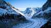 Sea of Glass (Lil [Kristen Elsby]) Tags: mountain france mountains topf25 landscape topv1111 glacier alpine chamonix montblanc frenchalps chamonixmontblanc seaofglass glacedemer canong12