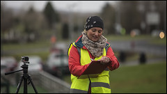The Timekeeper (Frank Fullard) Tags: ireland portrait irish race photographer run mayo castlebar funrun timekeeper gopro fullard frankfullard castlebarmitchels