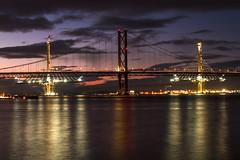 Forth Road Bridge (Andrew Millard) Tags: uk 50mm scotland 14 sigma forthroadbridge 2016