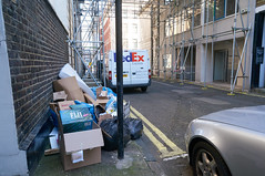 20160211-13-24-43-DSC04187 (fitzrovialitter) Tags: none geotagged fitzrovia fitzrovialitter cityoflondon camden westminster rubbish litter dumping flytipping trash garbage london urban street environment streetphotography westend marylebone mayfair soho bloomsbury captureone peterfoster gpicsync followthisroute documentary oxfordcircus england unitedkingdom longwalk islington