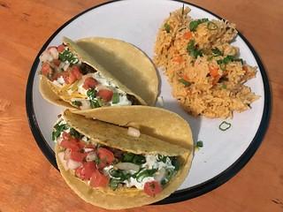 rice taco