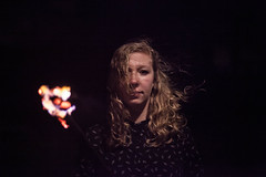 Amber (KayJansen) Tags: bridge car silhouette night fire grim kay torch brug jansen aarlerixtel laar laarbeek laarbrug kayjansen dutchproductionmedia dutchmediaproductions vaevox