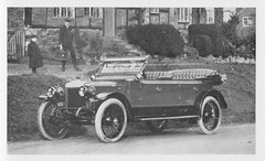 1914 Daimler   20Hp  Car - Daimler  Tradition 1972 (AndyBrii) Tags: coventry daimler motorcar